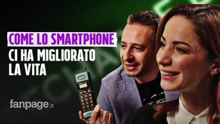 Recharge Life   Ep.2: Lo smartphone - Andrea Delogu intervista Andrea Galeazzi