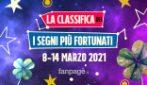 Oroscopo della settimana 8-14 marzo 2021: la classifica dei segni fortunati
