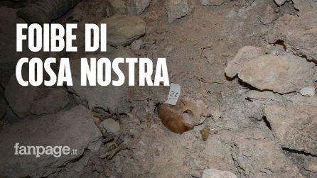 Il mistero della foiba di Roccamena, dove 16 cadaveri senza identità aspettano di avere un nome