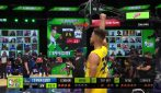 All-Star Game NBA, gara del tiro da tre: gli highlights