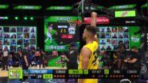 All-Star Game NBA, gara del tiro da tre: gli highlights