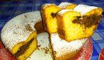 Ciambella soffice ripiena di cioccolato: un dessert goloso che conquisterà tutti