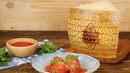 Malfatti al sugo con Grana Padano DOP: il primo piatto semplice e delizioso!