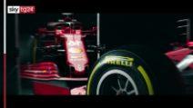 Formula Uno, ecco la nuova Ferrari SF21 per il Mondiale