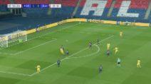 Champions: Psg-Barcellona 1-1, gol e highlights