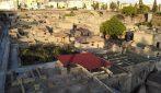 Parco Archeologico di Ercolano, le immagini del drone in 4K