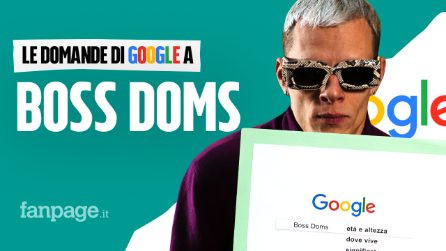 Boss Doms, Achille Lauro, nome, padre, fidanzata: il musicista risponde alle domande di Google