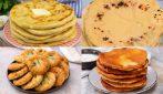 4 Ricette sfiziose per preparare un delizioso pane in padella!