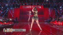 Martina balla It Don't Mean a Thing nella seconda puntata di Amici