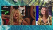 L'Isola dei Famosi, Vera Gemma ammette le sue nomination strategiche