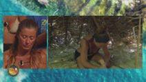L'Isola dei Famosi - Valentina Persia si lamenta dei suoi compagni di gioco