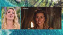 L'Isola dei Famosi, Elisa Isoardi e il rapporto con la madre