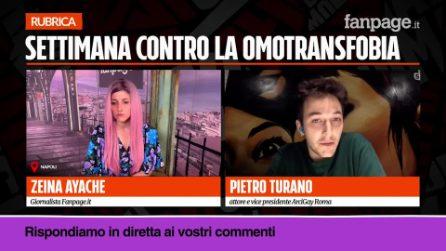 """Piero Turano, dal razzismo all'omofobia: """"Impariamo a comunicare"""""""