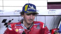 "GP Qatar, Bagnaia in pole: ""Felicissimo, quasi incredulo"""