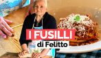 I Fusilli di Felitto: storia e video ricetta dell'antica specialità del Cilento