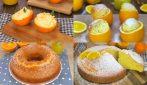 4 Ricette dolci e profumate per una merenda originale!