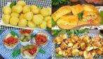 4 Idee facili e veloci per degli antipasti pieni di sapore!