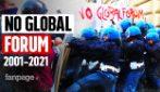 Global Forum Napoli 2001: 20 anni fa il grande corteo e la violenta reazione delle forze dell'ordine