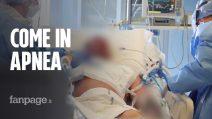 """Cremona, l'anestesista in trincea contro il Covid ricorda il collega morto: """"Ho dovuto intubarlo io"""""""