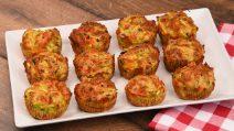 Muffins de abobrinha: fáceis, deliciosos e rápidos de fazer!