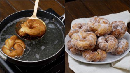 Receita de rosquinha frita: fácil e fofinha!