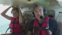 L'Isola dei Famosi - Brando Giorgi e Miryea Stabile sono pronti a tuffarsi!