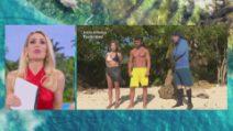 L'Isola dei Famosi - Ubaldo Lanzo e Fariba Tehrani sono la Sandra e Raimondo di Parasite Island