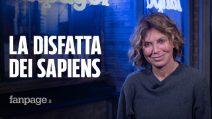 """Sabina Guzzanti presenta il suo romanzo: """"Siamo tutti migranti di qualcun altro"""""""