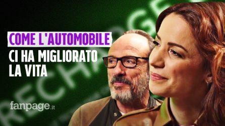 Recharge Life   Ep.4: L'automobile - Andrea Delogu intervista Guido Meda