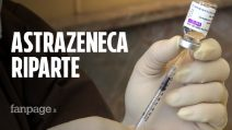 Covid19, riprende la vaccinazione AstraZeneca a Napoli. Qualcuno rinuncia per paura