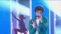 Amici 2021, Tancredi canta Therefore I am