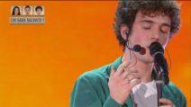 Amici 20, prima puntata: Tancredi canta La collina dei ciliegi
