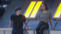Amici 2020, prima puntata: Samuele sulle note di Afterglow
