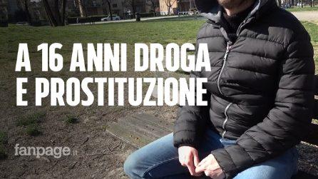 """Il pentimento di Maurizio: """"La mia vita buttata via per cocaina e prostituzione, non fate come me"""""""