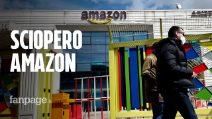 Sciopero di Amazon, a Napoli prevale la paura: al presidio non c'è nessun lavoratore