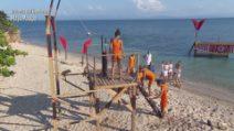 L'Isola dei Famosi - La Prova Ricompensa dei Buriños