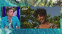 L'Isola dei Famosi - Akash rifiuta di restare a Parasite Island