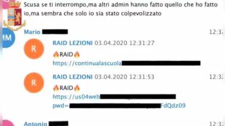 Interrompevano le lezioni in Dad in tutta Italia: 3 denunciati