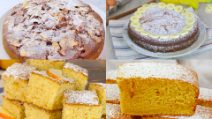 4 quick and easy fruit cakes but with a delicious taste!