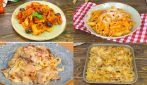 Did someone say pasta? Here are 4 ways to make it delicious!