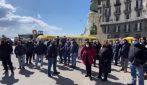 """Covid, il mondo della scuola in piazza a Napoli: """"Campania prima regione in Europa per chiusura"""""""