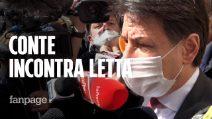 """Conte incontra Letta: """"Con il Pd confronto anche sulle comunali, soli siamo meno efficaci"""""""