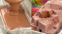 Chocolate marshmallow: everyone will enjoy this alternative dessert!
