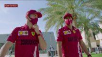 Formula 1: Ferrari, si riparte da Leclerc e Sainz