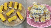 Dolcetti cocco, mascarpone e cioccolato: super golosi e pronti in 2 minuti!