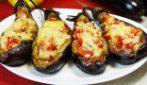 Melanzane ripiene: la ricetta del secondo piatto veloce e squisito