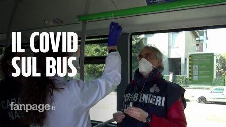 """Covid rilevato sui bus di Roma: """"O virus resiste a sanificazione o non sono fatte correttamente"""""""