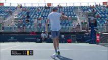 Tennis: Sinner, colpo strepitoso a Miami contro Khachanov