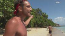 L'Isola dei Famosi - Tra Awed e Gilles Rocca è scontro