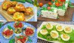 4 Antipasti sfiziosi per un aperitivo facile e gustoso!
